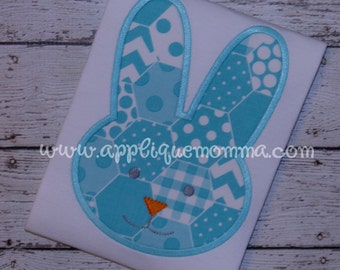 Bunny 16 Applique Design