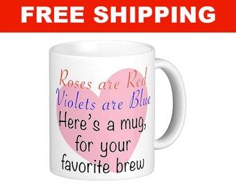 Favorite Brew Mug - 11 oz