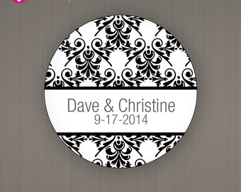 Personalized Wedding Stickers - Party Favor labels - Gift Bag Labels, Wedding Favor Stickers, Candy favor sticker