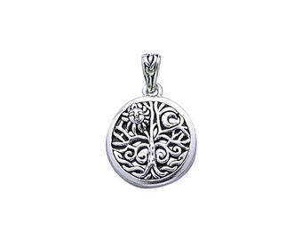 Pagan & Wicca Tree of Life Pendant