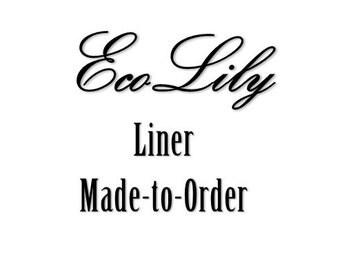 Cloth Liner - Custom Length - Random Print