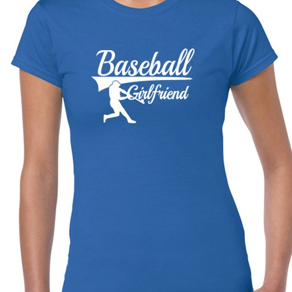 Cover your body with amazing Baseball Girlfriend t-shirts from Zazzle. Search for your new favorite shirt from thousands of great designs!