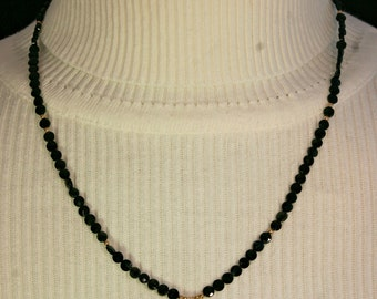 Spinel Necklace # 139