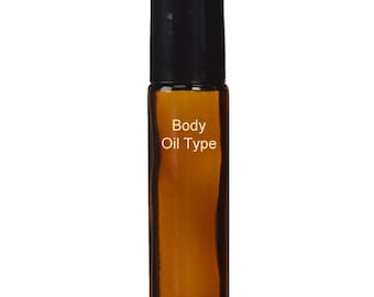 Custom Blend Perfume Oil with Similar Base Notes of Discontinued Fendy Perfume for Women in a 10ml Amber Glass Roller Bottle