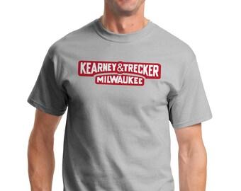 Kearney & Trecker full front