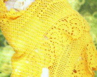 Ladies Shawls Crochet and Knitting Patterns PDF instant download. 21 shawls to crochet and knit. Knitted Shawl. Crochet Shawl. Ladies Shawl