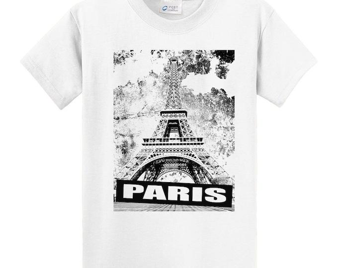 Paris France Eiffel Tower T-Shirts