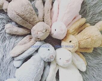 Nursery Print -  Bunnies Bunnies and more Bunnies