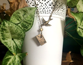 Loveletter necklace