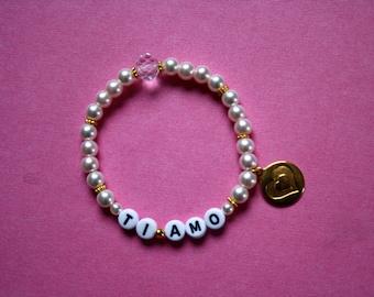 "Bracelet ""Ti Amo"""
