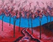 Twilight Woods (ORIGINAL DIGITAL DOWNLOAD) by Mike Kraus