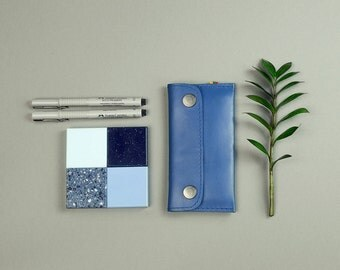 iphone 5 / iphone 5s cover leather case wallet blue case apple sleeve iphone leather cover for iphone 5 case phone cover