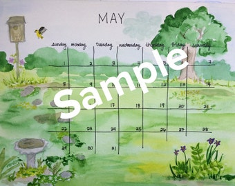 May calendar pdf