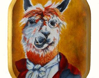 Sir Alpaca