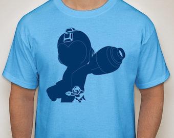 Megaman Silhouette T-Shirt