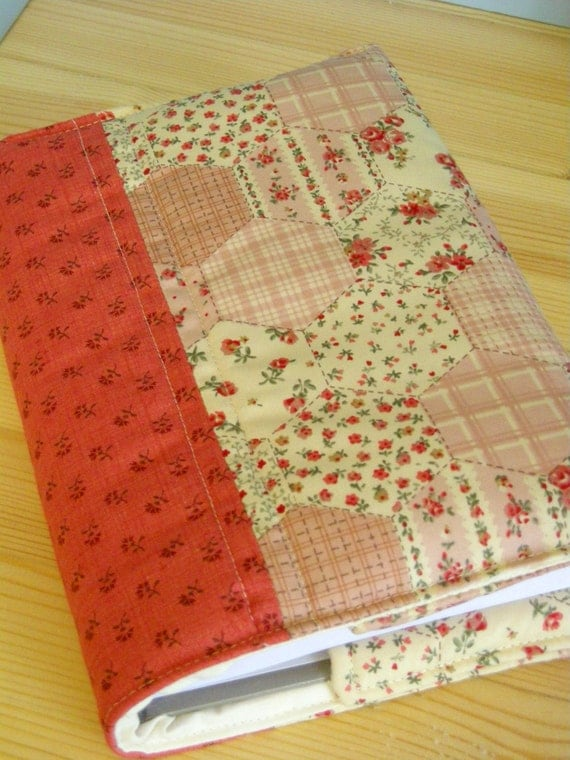 How To Make A Reusable Book Cover : Pdf digital sewing pattern for beginners this