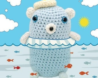 Sebastian le Hamster Crochet Pattern Download (803033)