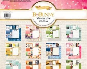 Bo Bunny Collection Pack: Calendar Girl