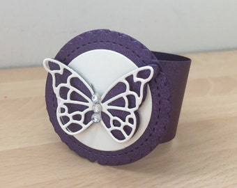 napkin rings, butterfly napkin rings, wedding table decor, baby shower decor