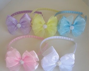 Girls headband for any occasion