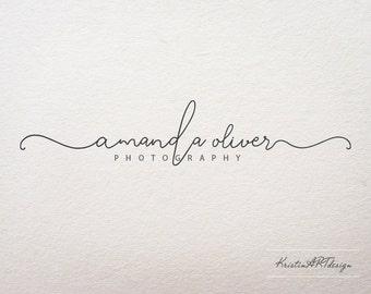 Handwritten logo, Signature logo, Premage photography watermark, Black and white, Watermark 210