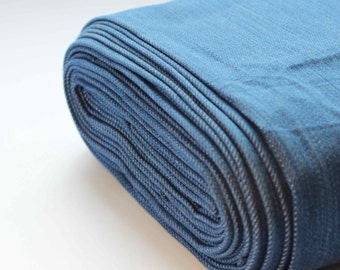 Organic Denim 100% Cotton Fabric