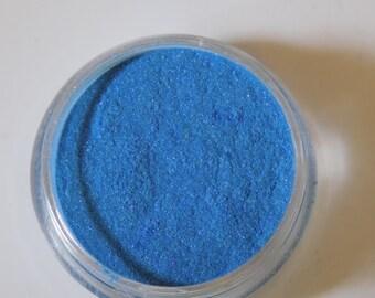 Berry Blue Eye Shimmer