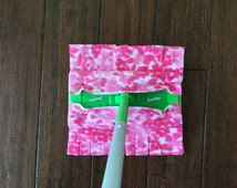 Washable Swiffer Sweeper Cover, Green Cleaning, Fleece Swiffer Duster, Cleaning Products, Dust Mop, Floor Cleaning