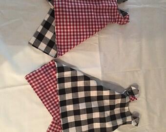 Baby Girl Reversible Dresses