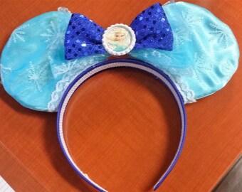 Frozen Mickey Ears