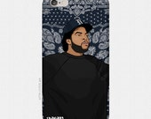 Doughboy Phone Case - iPhone 5, 5C, 5S, 6|6s, 6|6s Plus, Galaxy S4, S5, S6, S6 Edge | Made to Order |