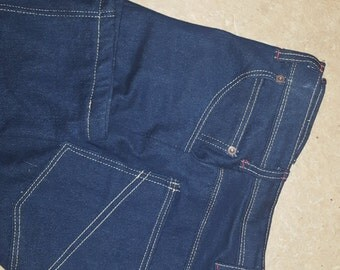 Custom fit jeans, made to order