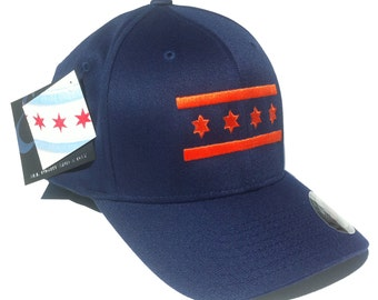 Blue Bears Flag Hat