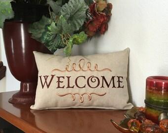 Tan Pillows Etsy