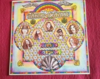 Lynyrd Skynyrd 1st press Second Helping vinyl LP 1974 MCA Record
