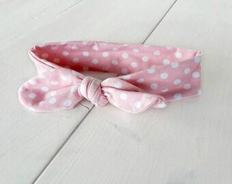 Baby Shower Gift/Baby Headband/Baby Girl Bow/Newborn Girl Gift/Newborn Photo Prop/Newborn Headbands