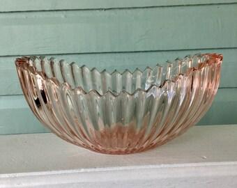 Sowerby Rosalin Boat Bowl