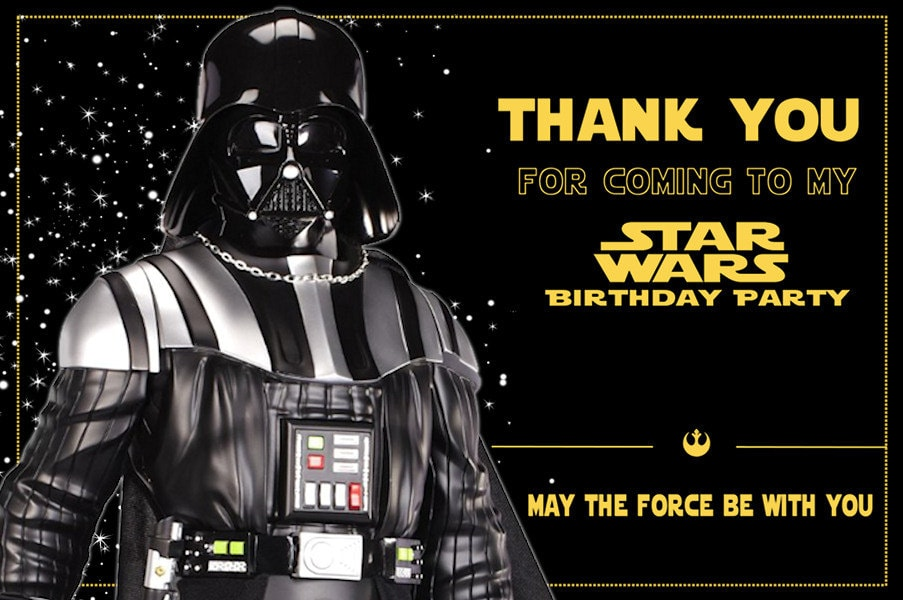 star wars thank you – funpartysupply