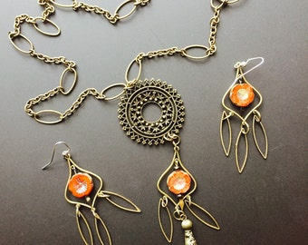 Dream collection Necklace and Earring set