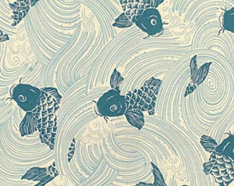 BLOWOUT SALE!!!,Upstream Ocean, By Kravet, Fabric By The Yard