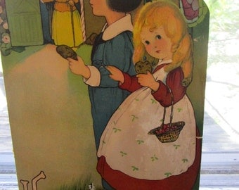 1912 Hansel and Gretel Children's Book