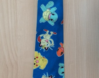 Pokemon Necktie, Men's Tie