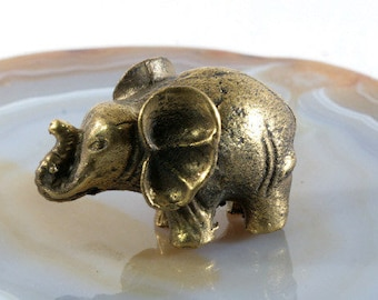Elephant, Bronze, asiatica - 4202