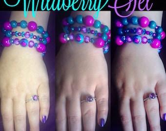 Wild Berry Bracelets