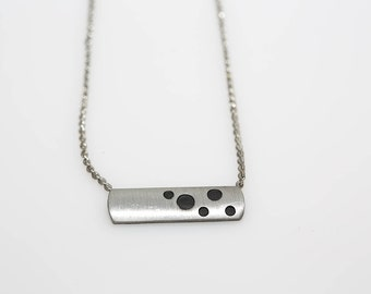 Mod Dot Necklace