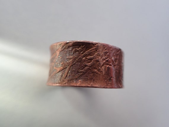 Acid Etched Copper Ring Size 6. Arm Wedding Rings. Princess Diana Rings. Pink Opal Wedding Rings. Nose Rings 2017 Rings. Satin Rings. Nose Wedding Rings. Elvin Wedding Rings. Circle Life Engagement Rings