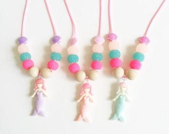 New Mermaid Necklace