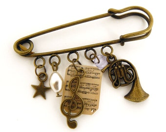 PIN pin brass theme music