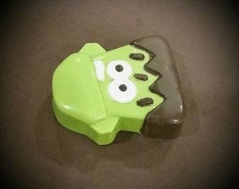 Chocolate Covered Frankenstein Oreos