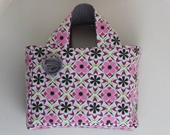 LDS Scripture tote -- Judith Orchid